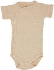 Gebroken-witte Lodger Rompertje Baby - Romper Ciumbelle - Ivoor - Korte mouw - 62