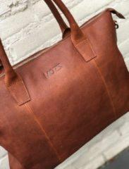 Mozz Bags MOZZ Luiertas Cute Catch - Cognac