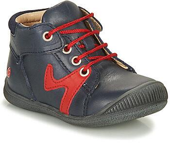 Afbeelding van Blauwe Hoge Sneakers GBB OVELO