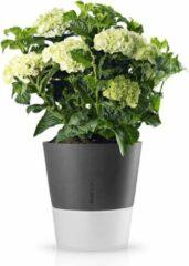 Grijze Eva Solo Self/watering flowerpot Groot