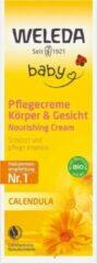 Weleda baby Calendula Verzorgende crème voor lichaam en gezicht (75 ml)