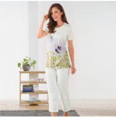 Hutschreuther Schlafanzug Single-Jersey Hutschreuther creme