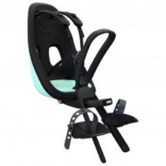 Thule Yepp Nexxt Mini Fietsstoeltje Voor Stuur Lichtgewicht ook voor E-Bikes - Groen