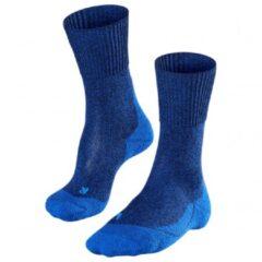 Blauwe Falke - TK1 Wool - Trekkingsokken maat 46-48 blauw
