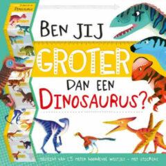 Massamarkt Rebo Ben jij groter dan een dinosaurus?