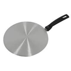 Zilveren Scanpart Inductie adapterplaat 26cm