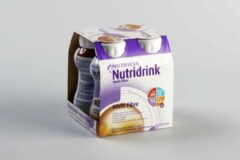 Nutridrink Multi fibre chocolade 200 ml