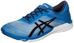 FuzeX Rush Laufschuh Herren Asics electric blue / indigo blue / white