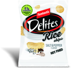 Fantastic Foods Delites Rice Chips Gusto Sale & Pepe 50gr