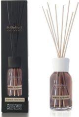 Bruine Millefiori Milano Natural geurstokjes Incense & Blond Woods