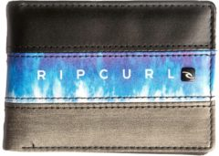 Blue Rip Curl Blockade Slim Wallet