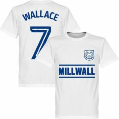 Retake Millwall Wallace 7 Team T-Shirt - Wit - S