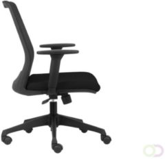 Zwarte EvorOnly Bureaustoel zonder armleggers