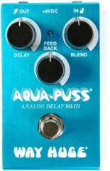 Way Huge Smalls Aqua Puss Analog Delay Mk III