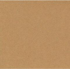 Benza Pakpapier - Cadeaupapier - Inpakpapier - Bruin - 500 x 70 cm - 6 rollen