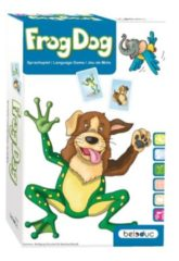 Beleduc kinderspel Frogdog junior karton