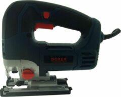Boxer Tools Boxer S-Series Decoupeerzaag - 2000 W - 1100-3000 rpm - Inclusief Parallelgeleider + 2 Zaagbladen
