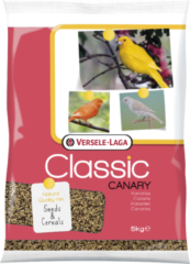 Versele-Laga Classic Kanaries Zonder Hennepzaad - Vogelvoer - 5 kg