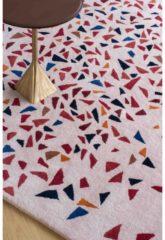 Claire Gaudion - Albecq Vloerkleed - 170x240 cm - Rechthoekig - Laagpolig Tapijt - Modern - Meerkleurig