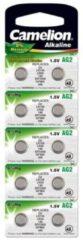 Camelion Knoopcelbatterij 1.5V Lr726/Ag2 (10 St./Bl)