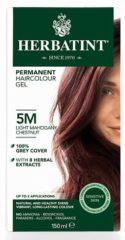 Herbatint haarkleuring - 05m lichtmahony kastanje