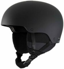 Zwarte Anon Skihelm Heren Raider 3 - Black Eu - M