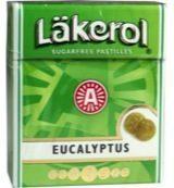 Lakerol Eucalyptus Suikervrij