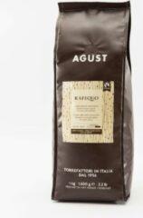 Caffè Agust Kafequo, fairtrade 3 x 250gr bonen