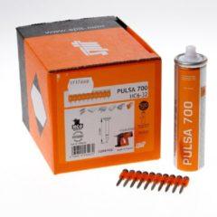 Spit nagel HC 6/32 voor spit Pulsa 7 inclusief gas - 500 Stuks