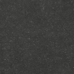 Cifre Cerámica Vloer- en wandtegel Belgium Pierre Black 60x60 cm Gerectificeerd Natuursteen look Mat Zwart