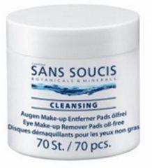 Sans Soucis Pflege Reinigung Eye Make-up Remover Pads oil-free 1 x 70 Pads 1 Stk.