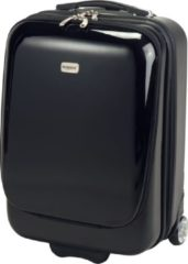 Princess Traveller Melbourne 2 Wiel Cabin Trolley black Harde Koffer
