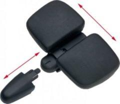 Point Sattel Endzone Vario Comfort, Unisex, ca. 835g, schwarz (1 Stück)