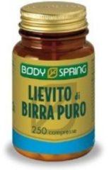 Body Spring Lievito Di Birra Integratore 250 Capsule