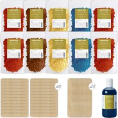 PLASTIMEA MEALISS® - 1000 gr wax - ontharen - 70 stokjes - 250ml olie