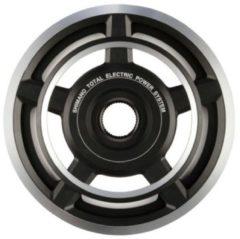 Zwarte Shimano Steps SM-CRE60 kettingblad binnen + buiten beschermingsschijf zwart Uitvoering 38 tanden