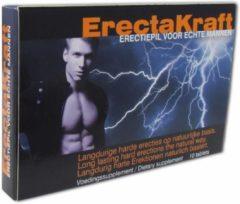 Electradeel ErectaKraft - 10 stuks - Erectiepillen