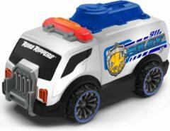 Rode Nikko Toys Nikko - Road Rippers Auto Rescue Flasherz: politieauto