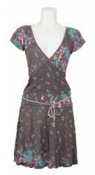 Afbeelding van Grijze Dept jurk - Knitted dress - Smoke