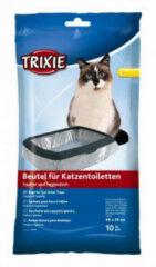 Trixie Simple'n'Clean kattenbakzakken Maat M: tot 37 x 48 cm