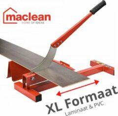 MacLean Laminaatsnijder XL - PVC knipper - 35cm breed - Voor Laminaat en PVC - Ook brede planken