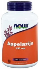Now Foods NOW Appelazijn 450 mg Capsules 180st