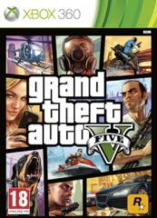 Rockstar Grand Theft Auto V (#) /X360