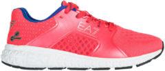 Rosa Emporio Armani EA7 Scarpe sneakers donna spirit basic