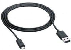 Zwarte CA-190CD Datakabel Micro-USB Nokia Black Bulk