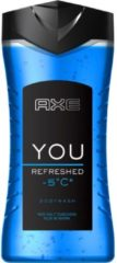 AXE You Refreshed douchegel Mannen Lichaam 250 ml