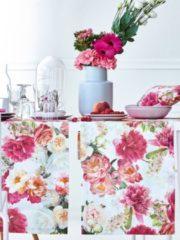 Tischläufer 'Adina' Apelt rosa