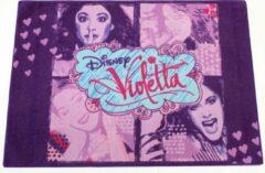 Paarse Disney Associated Weavers Vloerkleed Violetta - 133x95 cm