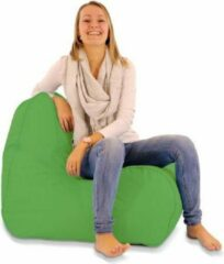 Taupe Puffi Lounge Chair Zitzak Adults Lime
