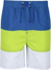 Regatta - Kids' Shaul III Swim Shorts - badmode - Kinderen - Maat 11-12 Jaar - Blauw